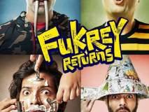 Fukrey Returns Movie Review :  बालिश विनोद अन् बालिश कथा!