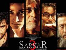 sarkar 3 review : सरकार 3 म्हणजे सबकुछ अमिताभ बच्चन
