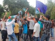 दिल्ली विद्यापीठात NSUI ची बाजी, ABVP ला झटका - गेल्या सहा निवडणुकांची झलक