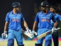 श्रीलंकेचा 6 गडी राखत पराभव करत भारतानं 3 - 0 अशी जिंकली एकदिवसीय मालिका