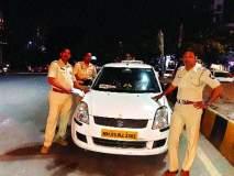 खासगी गाड्यांवर महाराष्ट्र शासनाच्या पाटीचा गैरवापर, पोलिसांकडून कारवाई