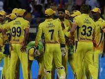CSK vs KKR, IPL 2018 : कोलकाता नाईट रायडर्सकडून चेन्नईसमोर 203 रन्सचे आव्हान
