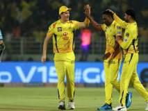 IPL 2019 CSK vs DC Qualifier 2 : दिल्ली कॅपिटल्सचे CSKसमोर 148 धावांचे लक्ष्य