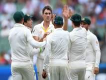 IND vs AUS 3rd Test : भारताची दुसऱ्या डावात घसरगुंडी, निम्मा संघ माघारी