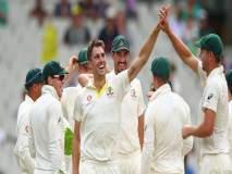 IND vs AUS 3rd Test: पॅट कमिन्सचा भेदक मारा, भारतीय फलंदाज हतबल