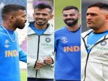 ICC World Cup 2019: कोणाचा 'हेअरकट' आहे लयभारी, सांगू शकता का तुम्ही...