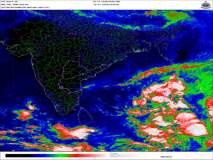 बंगालच्या उपसागरात चक्रीवादळ ; तामिळनाडु, अंदमान बेटांवर जोरदार पाऊस