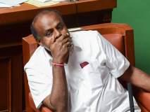 काँग्रेस-जेडीएसनं 'ती' खेळी केल्यास महाराष्ट्रासोबतच कर्नाटकातही निवडणूक!