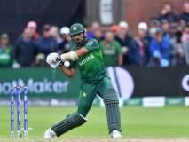 ICC World Cup 2019 : इंग्लंडला मागे टाकत पाकिस्तान चौथ्या स्थानावर दाखल