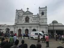 श्रीलंकेतील साखळी बॉम्बस्फोटांमध्ये तीन भारतीयांचा मृत्यू, सुषमा स्वराज यांची माहिती