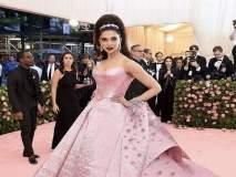 Met Gala 2019 च्या रेड कार्पेटवर राजकन्येसारखी अवतरली दीपिका