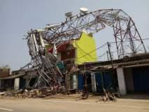 Cyclone Fani : ओडिशामध्ये फनीचा तडाखा; आत्तापर्यंत 64 जणांचा मृत्यू