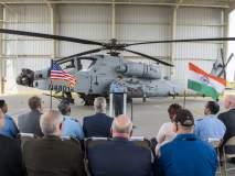 हवाई दलात 'अपाचे' हेलिकॉप्टर दाखल, पाक-चीन सीमेवर करणार देशाचं रक्षण