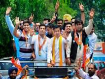 लोकसभा निवडणूक निकाल 2019 : लाखांच्या लीडने दिल्लीत सर्वच जांगावर भाजपचा भगवा