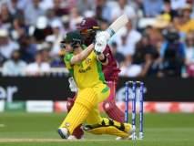 ICC World Cup 2019: ऑस्ट्रेलियाचे भन्नाट पुनरागमन; वेस्ट इंडिपुढे 289 धावांचे आव्हान
