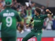 ICC World Cup 2019 : शाहिन आफ्रिदीचा भेदक मारा, न्यूझीलंडच्या 237 धावा