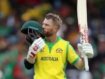 ICC World Cup 2019: वॉर्नरच्या वादळापुढे बांगलादेशचे तीन तेरा; ऑस्ट्रेलियाच्या ३८१ धावा...