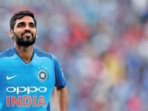ICC World Cup 2019: धवनची विश्वचषकातून माघार, भुवनेश्वरबाबत संभ्रम