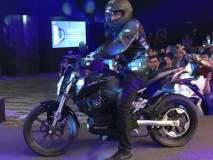 मायक्रोमॅक्स ऑटोमोबाईल क्षेत्रात उतरली; पहिली 'देशी' इलेक्ट्रीक बाईक आली