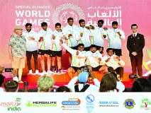 विशेष ऑलिम्पिकमध्ये भारताला ३६८ पदके