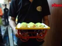 Being Bhukkad या फूड व्हिडिओ सीरिजमध्ये आज भेट देऊया लोअर परेल येथील 'ढाबा कॅफे'ला