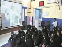 दुर्दैवी! दलित विद्यार्थ्यांना तबेल्यात बसून ऐकावी लागली मोदींची 'परीक्षा पर चर्चा'