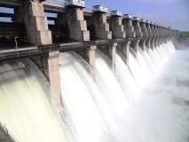 जायकवाडी धरण 95 टक्के भरलं, पाण्याचा विसर्ग पाहण्यासाठी नागरिकांची गर्दी