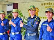 Women's Day Special : छेड काढणाºया रोडरोमिओंना सोलापूर शहर पोलीस दलातील 'दामिनींचा धाक' !