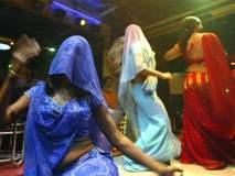 नागपूर - कामठी मार्गावरील वेलकममध्ये डान्स बार
