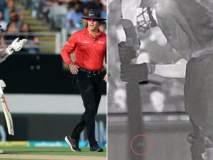 India vs New Zealand 2nd T20 : जेव्हा अंपायर बॅट्सनला ढापतो तेव्हा...