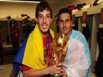 विश्वचषक विजेता फुटबॉलपटू डेव्हिड सिल्वा निवृत्त