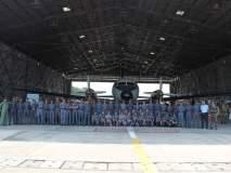 वायुसेनेच्या अत्याधुनिक विमान, हेलिकॉप्टर व शस्त्रांनी वेधले लक्ष