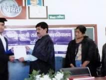 विद्यार्थ्यांना पदवी प्रमाणपत्र वितरण समारंभ
