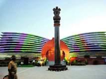 महामानवाचे दिल्लीत भव्य स्मारक