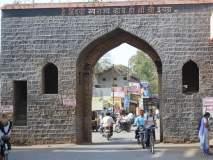 अहमदनगरचा संरक्षक -दिल्लीगेट