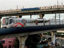 दिल्ली मेट्रोची कमाल; 2003 पासून 99 टक्के फेऱ्या वेळेवर