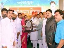 Lokmat Maharashtrian Of The Year 2018 : 'पॉवरफुल राजकारणी' धनंजय मुंडेंचा परळीत नागरी सत्कार