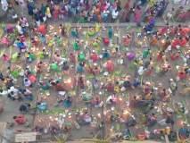 धारावीमध्ये मोठ्या उत्साहात पोंगल साजरा