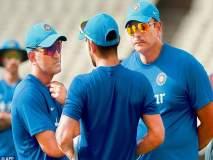 India vs Australia : धोनी हा मनकवडा, फलंदाजाच्या मनातलंही ओळखतो