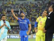 IPL 2019 : सचिन तेंडुलकरने सांगितली धोनी - रोहितमधली 'खास बात'