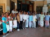 घनकचरा प्रकल्प हटविण्यासाठी धारावी बेट जनआक्रोश मोर्चाची पालिकेवर धडक