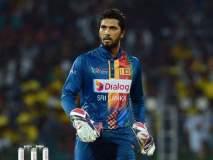 श्रीलंकेचा कर्णधार दोन सामन्यातून निलंबित, प्रत्येक खेळाडूला 60 टक्के दंड