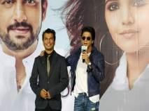 Trailer: 'किंग खान' शाहरुखही म्हणतोय 'स्माईल प्लीज' !