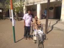 भारतीय लोकशाही लुळी, पांगळी करू नका; दिव्यांग मतदारांचे आवाहन