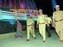 दीक्षाभूमी : पोलीस आयुक्तांनी घेतला सुरक्षेचा आढावा