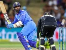 India vs New Zealand : 'ती' एक धाव का नाही घेतली, सांगतोय दिनेश कार्तिक