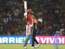 IPL 2019 : जेव्हा गेल आणि चहल यांची धक्काबुक्की होते तेव्हा...