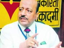 डॉ. वेदप्रकाश मिश्रांकडून 'पुरस्कारवापसी':कुलगुरूंच्या धोरणाचा निषेध