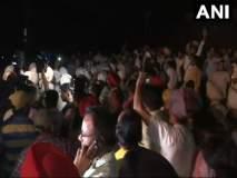 Amritsar Train Accident VIDEO : अमृतसर येथील रेल्वे अपघाताचा अंगावर शहारे आणणारा व्हिडीओ