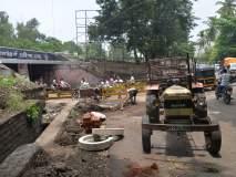 वाहतुकीसाठी बंद कोल्हापुरातील बाबूभाई परिख पूल पुन्हा खुला